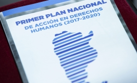 Misiones adhirió a Plan Nacional de Derechos Humanos