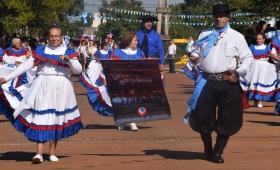 Así se festejó el Día de la Patria en Posadas