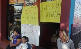 "Recrudece conflicto por ""acomodo"" de docentes"