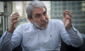 Aníbal Fernández, nuevo abogado de Cristóbal López y Fabián de Sousa