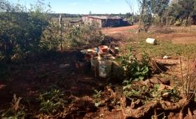 Barrio El Porvenir: vecinos pelean por el agua