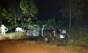 Un muerto en triple choque sobre ruta 19