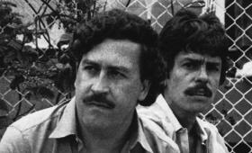 Indagaron a la viuda y el hijo de Pablo Escobar