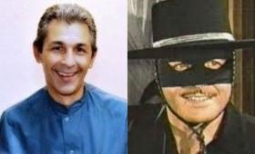 Carlos Fernández  es…El Zorro!