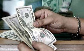 El dólar cerró en $25,51