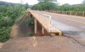 Puente del Cuña Pirú II: ¿Puede derrumbarse?