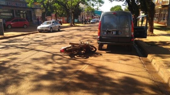 Falleció joven motociclista que había protagonizado un siniestro vial