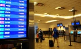 Cancelan vuelos en Aeroparque y Ezeiza