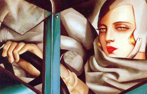 Tamara de Lempicka, la reina del art déco