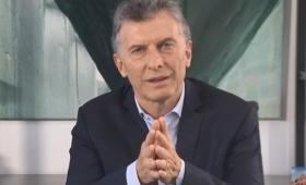 Macri pidió al peronismo que no vote el proyecto de tarifas