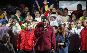 Aseguran que Maduro ganó las presidenciales gracias al 'fraude electoral'