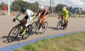 Ciclismo: Cabrera compite en el Campeonato de Pista