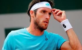 Jornada negra para los argentinos en Roland Garros