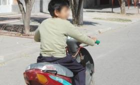 Menores de 16 años podrán manejar motos de 110cc.