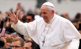 Francisco saludó a las Madres de Plaza de Mayo por su 41 aniversario