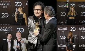 Premios Gardel 2018: todos los ganadores