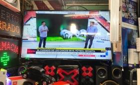 Fiebre mundial por la TV: Posadas con récords de venta