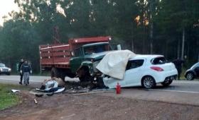 Siniestro vial en Montecarlo: dejó un muerto