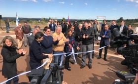 Inauguraron autopista entre Garupá y Cerro Corá