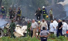 Cuba recuperó una caja negra del avión en buenas condiciones