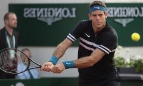 Del Potro sigue adelante en Roland Garros