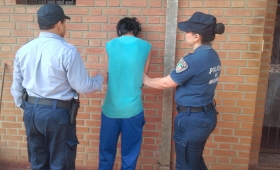 Violencia de Género: detuvieron a un hombre en Aristóbulo