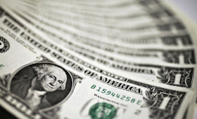 El dólar cerró en $ 37,80 en el banco nación