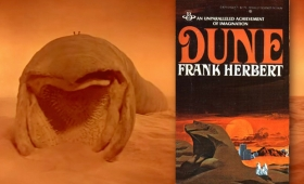 'Dune', el libro que inspiró a George Lucas para su 'Star Wars'