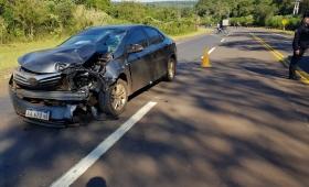 Otro motociclista muerto en ruta 12