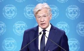 El FMI afirma que buscará proteger la economía argentina