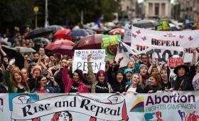 Irlanda: Victoria aplastante del 'Sí' en el referéndum por el aborto