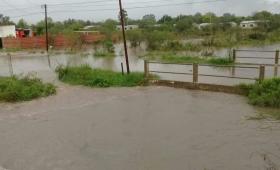 Candelaria: según el intendente, no hubo inundaciones