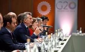 Comienza la cumbre de cancilleres del G20