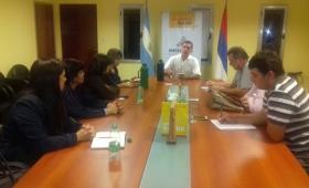 La CTA se reunió con Villalba por vacantes en Salud Pública