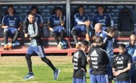 En Huracán, la Selección entrena ante 30 mil personas