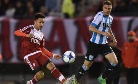 Copa Libertadores: River y Racing se enfrentarán en octavos