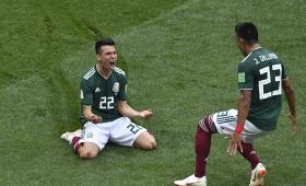 Sorpresa: México derrotó a Alemania, último campeón