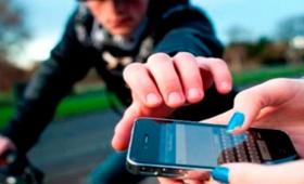 Adolescente perdió el celular y fingió un robo
