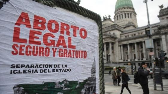 Para Bacigalupi, habrá conflictos para aplicar la ley del aborto