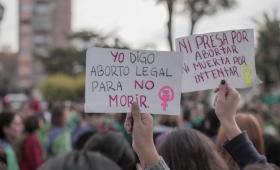 """""""Los que están en contra del aborto legal, apoyan la clandestinidad"""""""