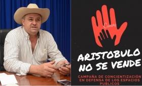 'Aristóbulo No Se Vende', la campaña que golpea a Eldor Hut