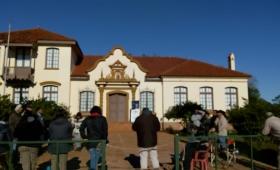 Asamblea de trabajadores de las ruinas de San Ignacio
