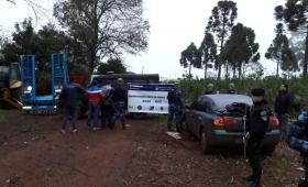 Capataz vendía drogas en un campamento tarefero