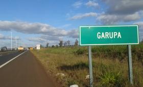 Diez familias afectadas en Garupá
