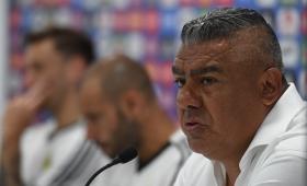 """""""Sampaoli es el técnico de la Selección y tiene contrato"""""""
