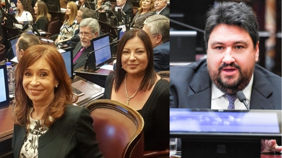 Closs y Solari en crisis por el desafuero de Cristina