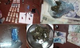 Narcotráfico: Desarman kioscos de drogas en Posadas