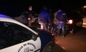 Detuvieron a tres delincuentes por un robo calificado