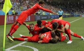 Inglaterra venció a Túnez