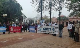 AMET solicitó reapertura de paritarias a la ministra Aquino